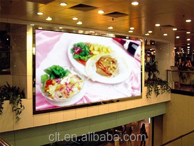 Die casting aluminum cabinet indoor /Outdoor Ultra Light & Thin ph4.81full color Rental LED Display