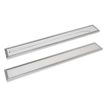 High Lumens 90lm W Led Recessed Troffer Panel Light Ceiling
