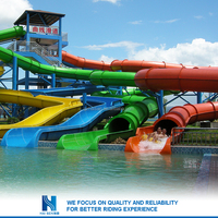 2016 Great Fun water parks california Factory in china