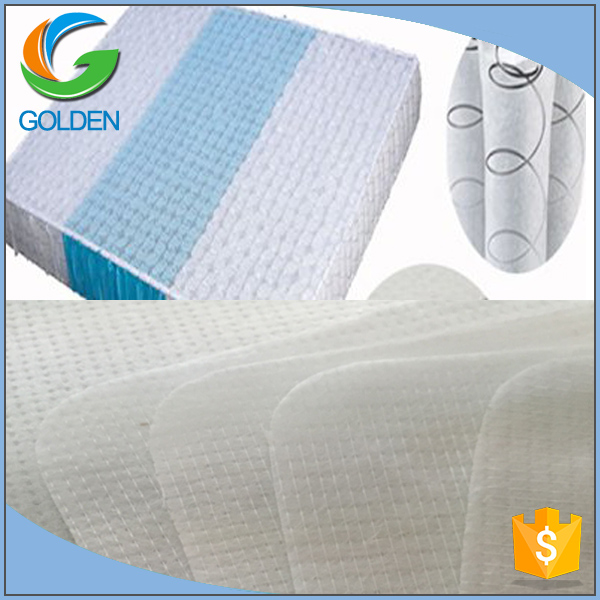 Stitchbond Nonwoven fabric for mattress Carpet Secondary Backing Fabric/polyester roofing fabric roll