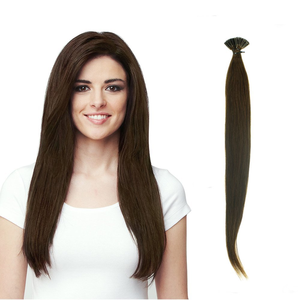 Buy Hairextensionsale Pre Bonded I Stick Tip Fusion Hair Extension