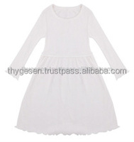 100% cotton baby girl lovely dress