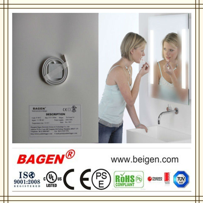 Bathroom equipment decoration wash basin mirror demister(CE, UL, PSE,SAA,ROHS,IP54 approved)