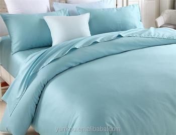 Wrinkle Free Microfiber Bed Sheets/Bed Line/bedding Set