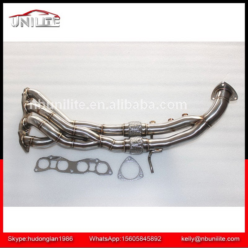 High Quality Unilite Ss304 Exhaust Manifold Header For H