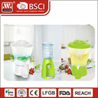 China wholesale cold juice dispenser water orange fruit drink dispenser with stand