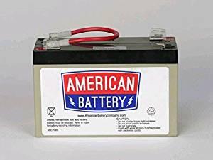 APC SMART-UPS BACK-UPS 450 520 575 600 600C RBC 3 RBC3 REPLACEMENT BATTERY CA...