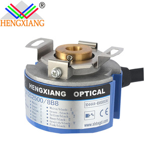 hengxiang incremental encoder K48 Rotary Sensor 2048 Pulse Incremental Encoder Manufacturer 2048/6 ppr 6poles