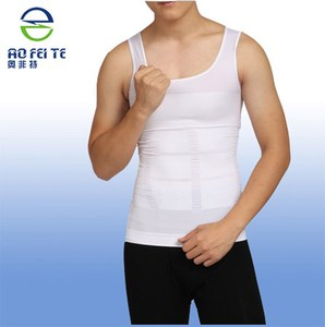 New Type men body shaper vest abs abdomen slimming body shaper for men