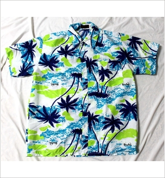 ba083128 Factory Quality Small MOQ Men Hawaii Aloha Party Rayon Cotton Polyester  Summer Holiday Fancy 3XL XXXXL