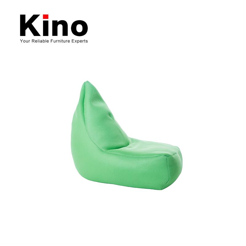 moderno tela de malla solo asiento nios bean bag silln eps frijol bolsa de bola