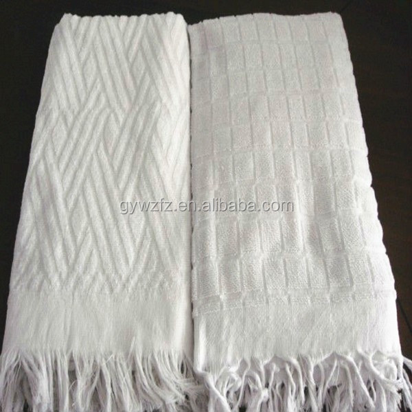 100% Cotton Ahram Terry Towels For Hajj And Umra