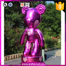 Newly Valentine's Day Decoration Inflatable Animal Cartoon Relica Mickey Mouse W10650