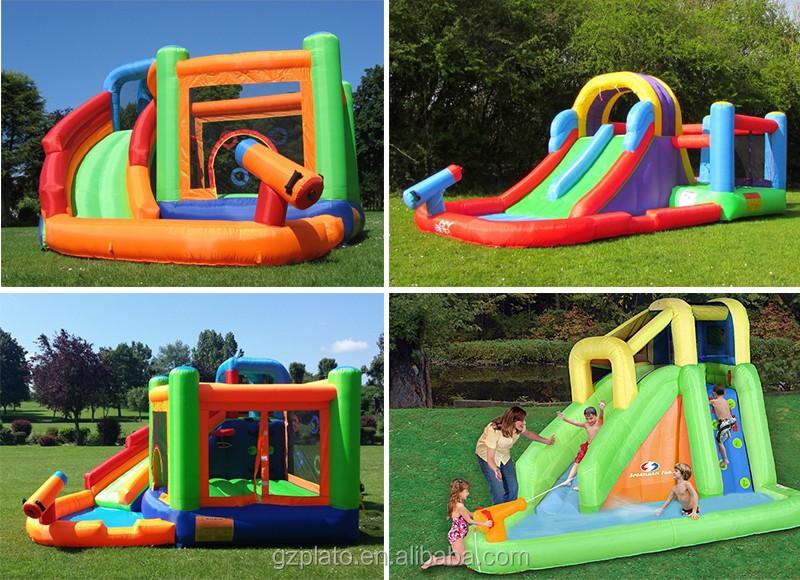 Customzied Design Hippo Water Slide