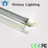 t8 directly replacement led t8 tube with internal driver led 8 ft support t8 led light ul