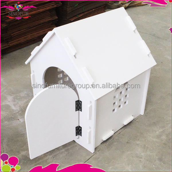 Factory outlets, Wholesale design custom WPC wood pet cage