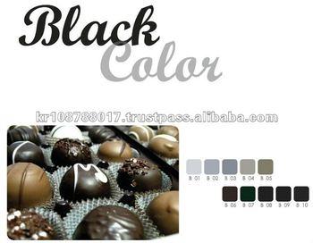 Food Coloring- Black Natural Color