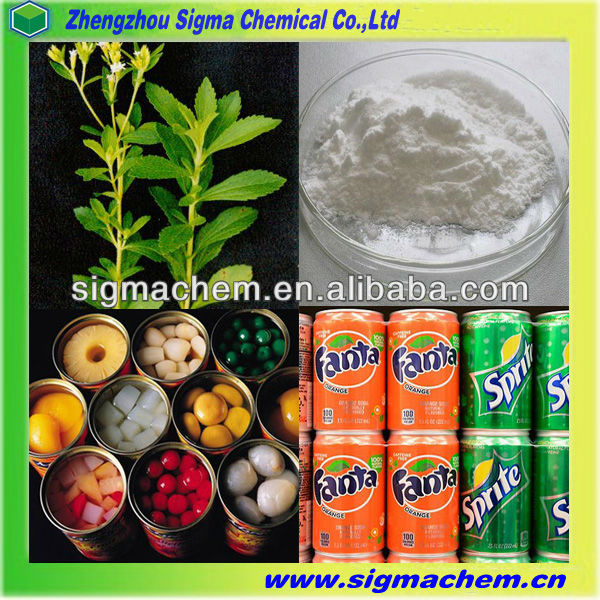 Food And Pharmaceutical Application Stevia Glycosides