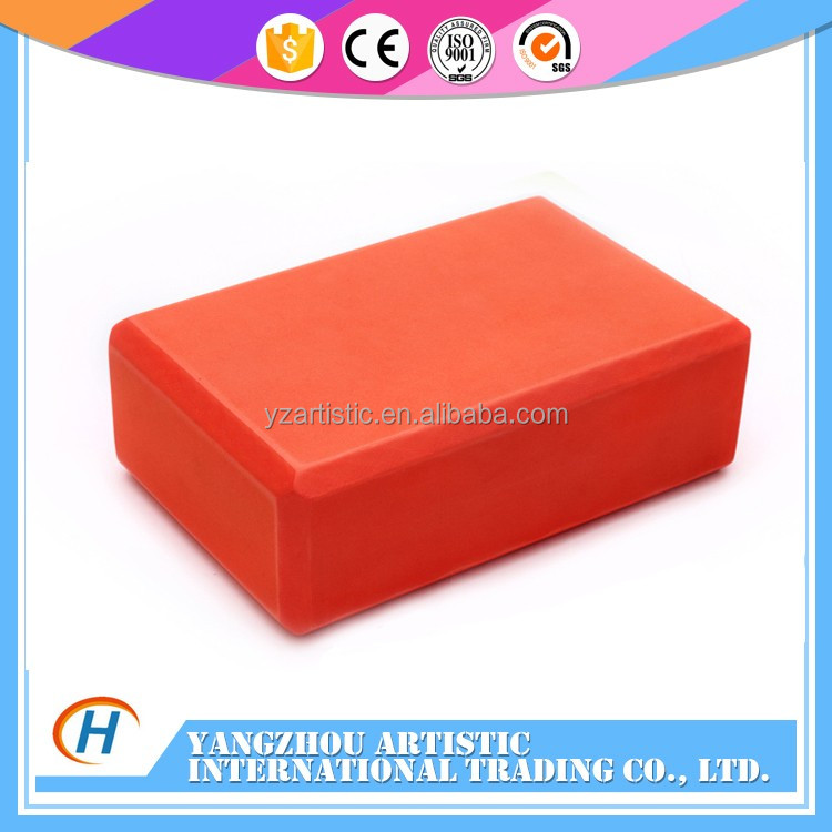 High quality eco EVA foam children playing travel yoga block