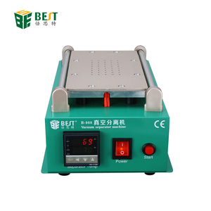 BEST-988 High Quality Factory Direct 110V-220V Professional Vacuum Lcd Screen Separator