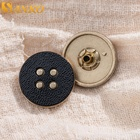 Guangzhou button company customised buttons decorative no sew snap button