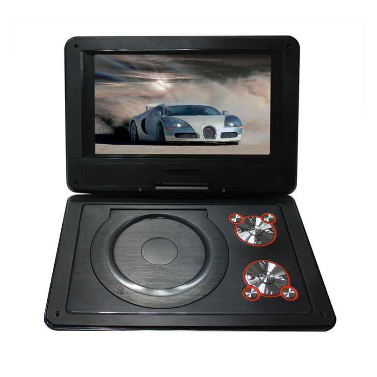 TNT-780 7.8' Portable EVD/DVD with TV player