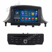 Kirinavi WC-RM7092 Android 5.1 car audio per renault megane 3 auto dvd gps sistema multimediale lettore touch screen car stereo