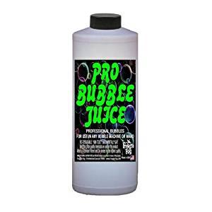 Froggys Fog - Pro Bubble Juice - Professional Bubble Fluid for All Bubble Machines and Bubblers - 1 Quart Size: 1 Quart, Model: BU-PR, Toys & Play