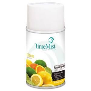 Metered Fragrance Dispenser Refill, Citrus, 6.6oz, Aerosol