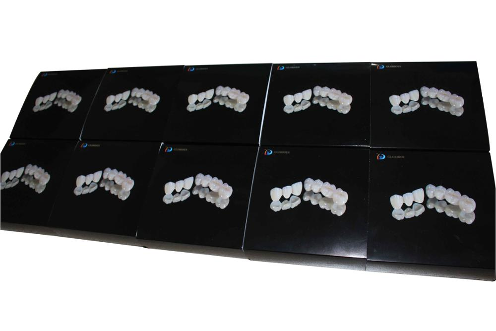 Red, yellow, white , nature color 98mm Dental PEEK Blocks for full contour crown