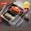 Wholesale Clear Plastic Lunch Box plastic Food Containers