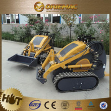 Mini skid steer loader for sale OM300 popular bucket machine