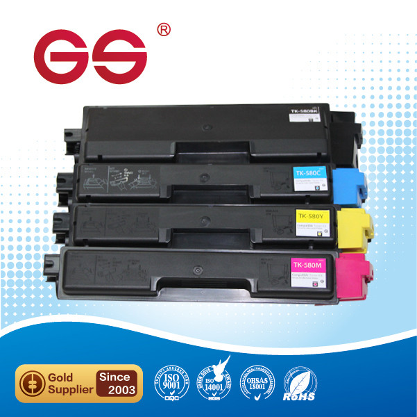 China Supplier Cartridge TK-584 empty toner bottles For Kyocera