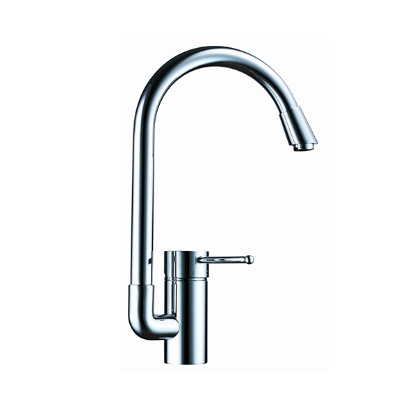 Stainless steel Aerator copper handle kitchen water taps