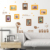 YIYAO Family Tree Picture Frame Collage 3D DIY Stickers Photo Frame