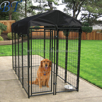 China Factory Large Steel Dog House Dog Cage Dog Kennel Buy Outdoor Dog Run Fence