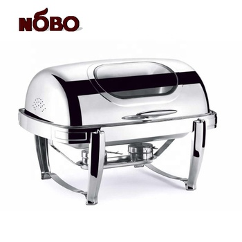 Hot sale stainless steel chaffing dishes, NOBO chaffing dish