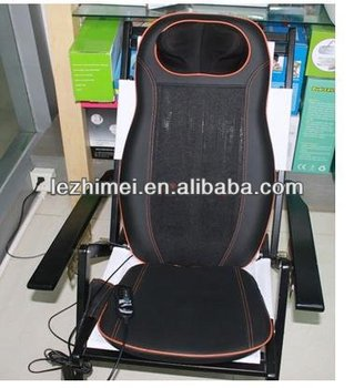 LM 803 Shiatsu Best Car Seat Massager With Heat