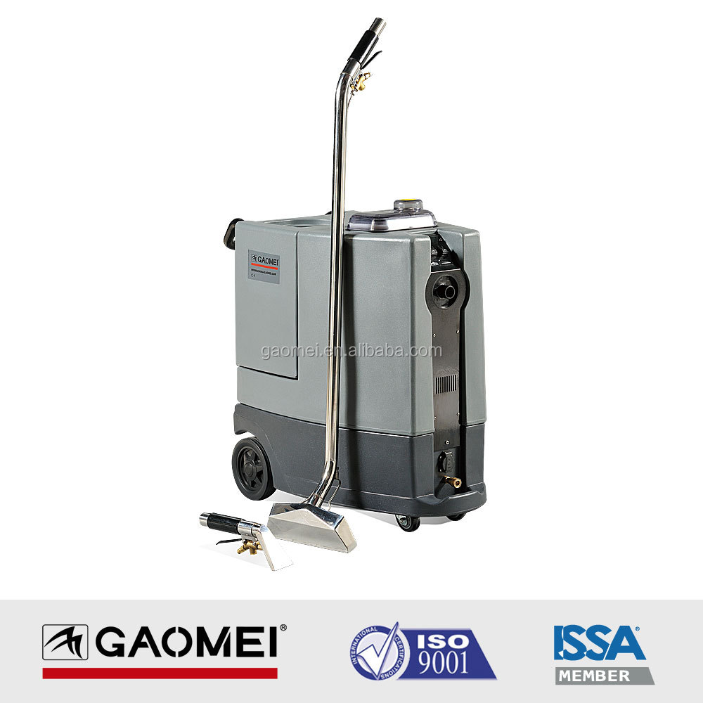 GMC-4H High Pressure Spraying and Extraction Steam Carpet Cleaning Equipment