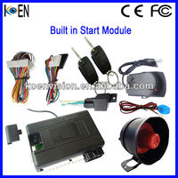 Car Alarm Microwave Sensor With Remote Start