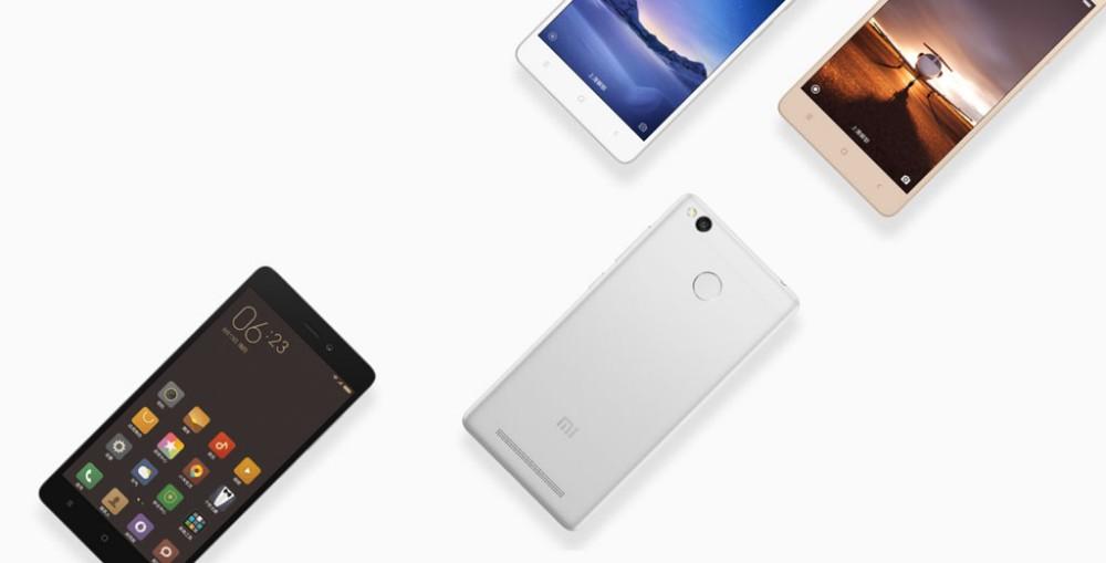 Xiaomi Redmi 3s Pro 3 32gb Dual Sim Grey картинка4: 4g Lte Redmi Red Mi 3s Pro Unlocked 3gb Ram 32gb Rom