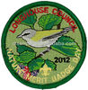 Embroidered Patches - Plastic/Velcro Nature Merit Badge for Boy/Girl Scounts (Patch/Emblem/Badge/Label/Crest/Insignia)