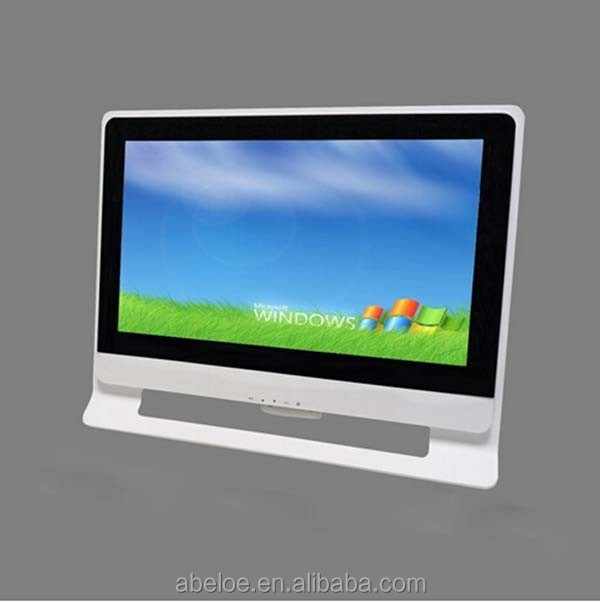 "18.5"" LCD All in One TV PC Desktop PC with Wifi keyboard"