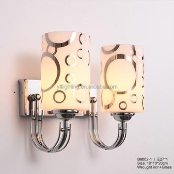 Moderne Simple Cylindre Forme Petit Mur Lampes Led Maison Appliques