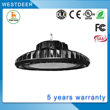 High brightness Long lifespan IP65 high bay led with Mean well Driver
