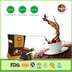 Wholesale Private Label Dried Herbal Instant Maca Coffee