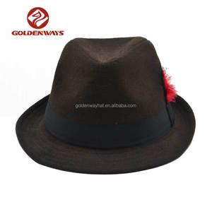 271954bbfd249 Doll Fedora Hat