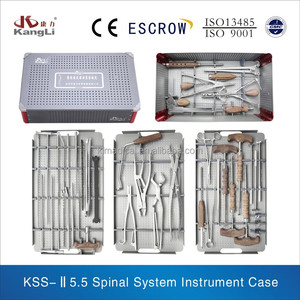 spine instrument set: orthopedic instrument, Pedicle Screw System Instrument