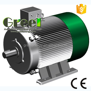 Low RPM Generator 25KW, alternator permanent magnet low speed 25kw price