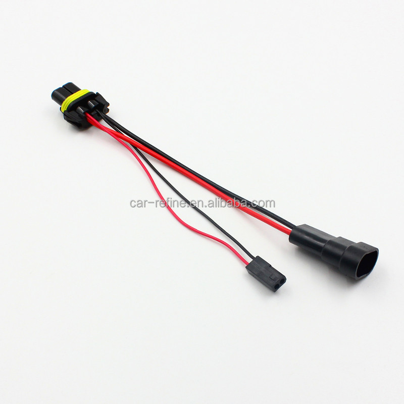 H7 Headlamp 12v H7 2 Pin Bulb Holder Headlight Wiring Loom AUDI A4 03